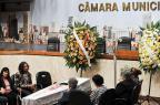 Lourdes Rodrigues será sepultada no fim da tarde, na Capital Guilherme Almeida/Câmara de Vereadores de Porto Alegre