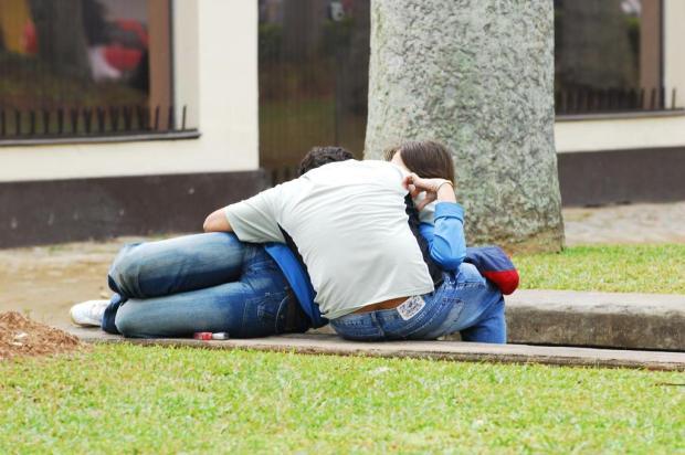 Com mais carinho, o sexo fica bem melhor! Salmo Duarte/Agencia RBS