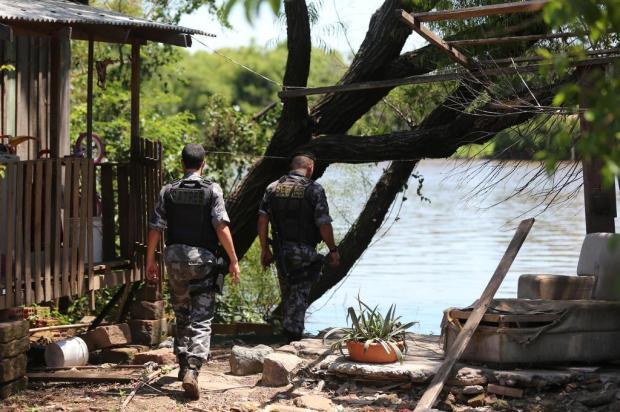 Guerra do tráfico apavora Ilha do Pavão Diego Vara/Agencia RBS