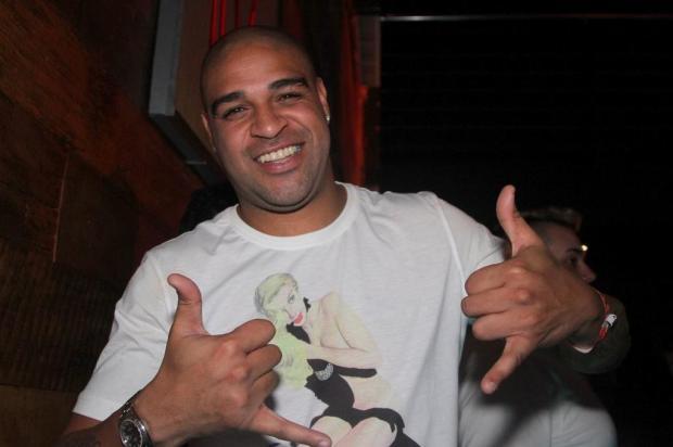 Adriano Imperador é indiciado pelo Ministério Público por envolvimento com o tráfico Thiago Duran/AgNews