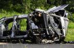 Carro capota, invade pista contrária e motorista morre na Freeway Ronaldo Bernardi/Agencia RBS