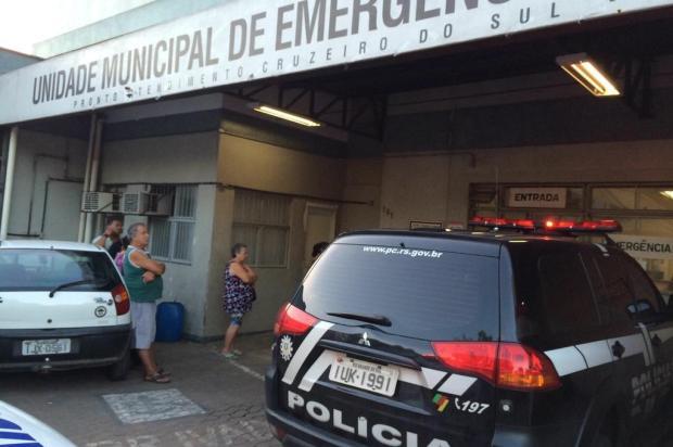 Homem é executado dentro de posto de saúde na Vila Cruzeiro, em Porto Alegre Eduardo Torres/Agência RBS