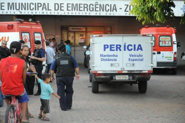 Polícia acredita que crime no Postão da Cruzeiro foi um acerto de contas Luiz Armando Vaz/Agencia RBS