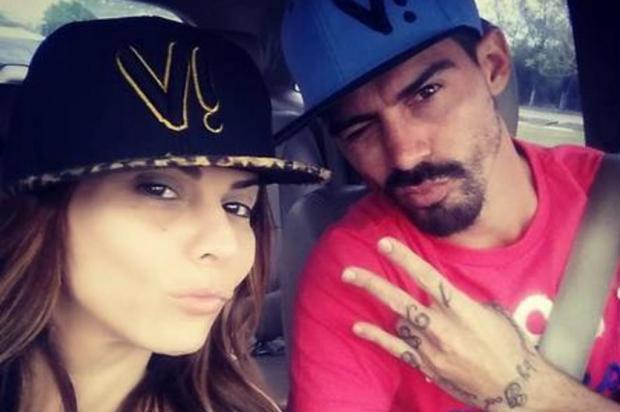 Radamés e Viviane Araújo vão passar o final de ano juntinhos Reprodução/Instagram
