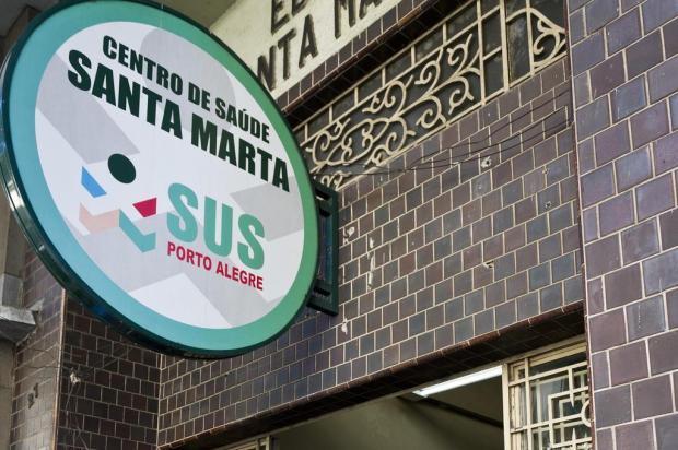 Problema de abastecimento no Centro de Saúde Santa Marta causa demora na marcação de consultas Mateus Bruxel/Agencia RBS