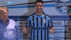 Coluna do Cacalo: Nova aposta Reprodução/Grêmio TV