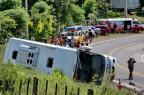 Morre oitava vítima de acidente com ônibus em Glorinha Lauro Alves/Agencia RBS