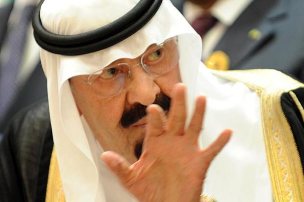 Morre rei Abdullah bin Abdulaziz, da Arábia Saudita FAYEZ NURELDINE/AFP