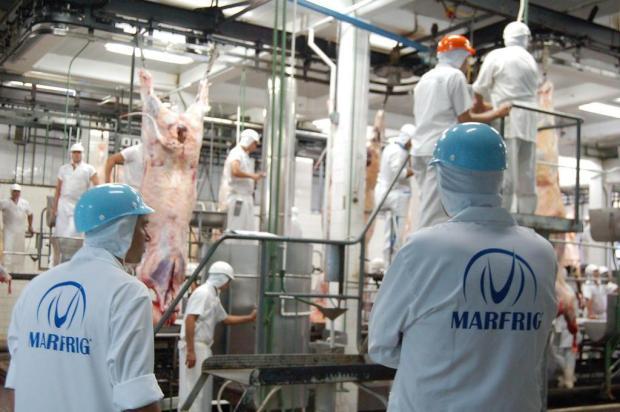 Marfrig confirma reabertura de frigorífico em Alegrete e deve contratar mais de 600 pessoas Fernando Ramos/Agencia RBS