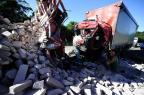 Um em cada quatro acidentes fatais no RS envolve caminhão Ronaldo Bernardi/Agencia RBS