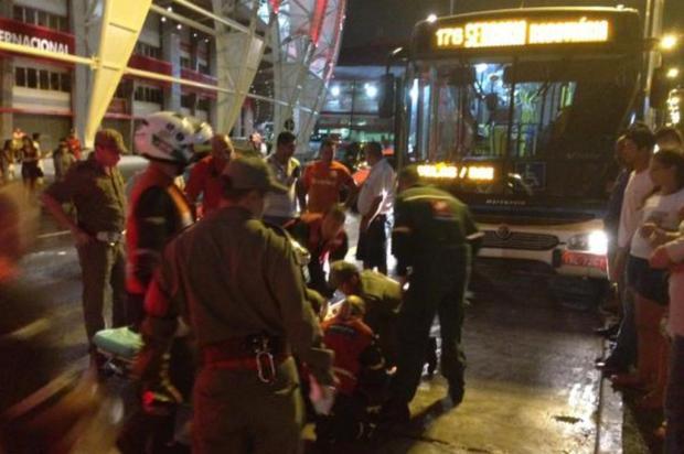 Um torcedor do Inter morre e outro fica ferido em dois atropelamentos na Capital Matheus Schuch/Agencia RBS