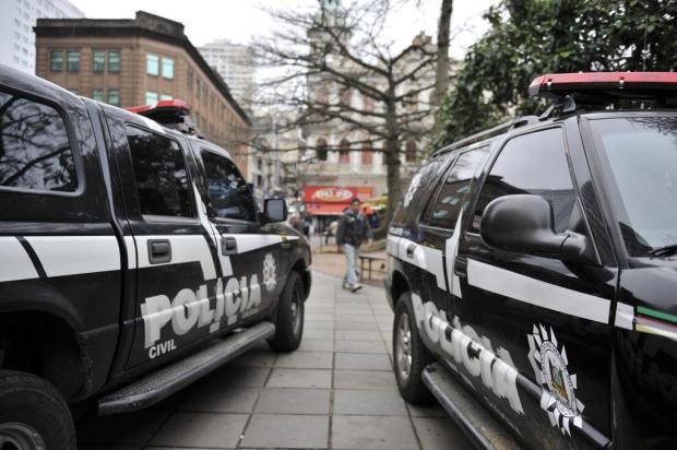 Governo anuncia convocação de 700 aprovados para a segurança pública Mateus Bruxel/Agencia RBS