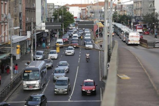 Diário Gaúcho percorre 26 ruas de Porto Alegre e encontra só dois PMs a pé Lauro Alves/Agencia RBS