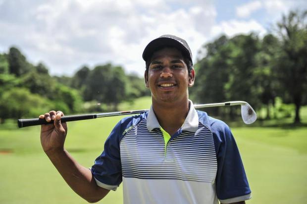 Golfista gaúcho conquista mundial de golfe juvenil Félix Zucco/Agencia RBS