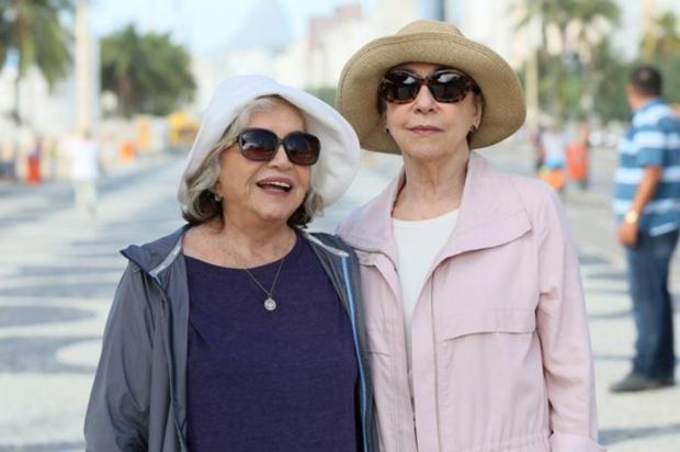Juntas há 35 anos, Estela e Teresa decidem se casar em Babilônia TV Globo/Divulgação