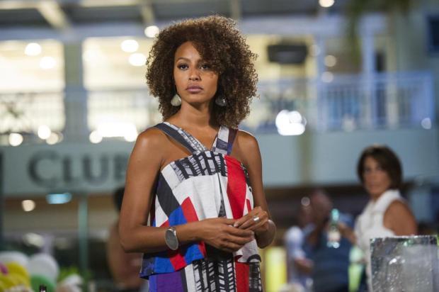 Gaúcha Sheron Menezes diz que sua personagem em Babilônia terá vários amores Estevam Avellar/TV Globo/Divulgação