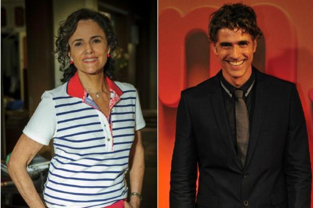 Marieta Severo será cafetina de Gianecchini em Verdades Secretas TV Globo/Divulgação