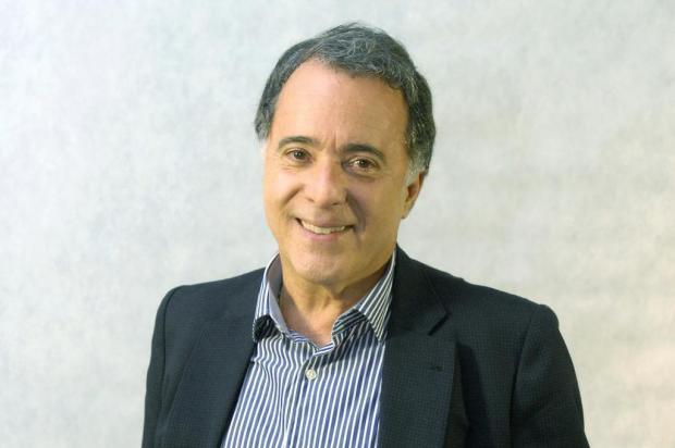 Nome de personagem de Tony Ramos muda por conta da Friboi Zé Paulo Cardeal/TV Globo/Divulgação