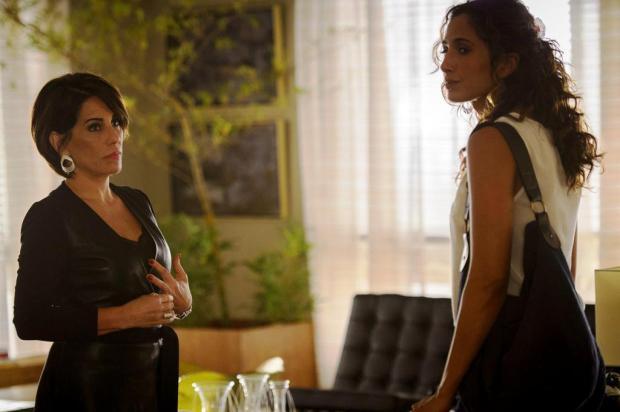 Babilônia: para salvar o enteado, Beatriz mente para Regina  ALEX CARVALHO/TV Globo/Divulgação