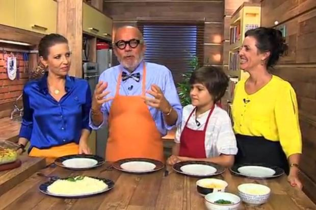 Anonymus Gourmet anuncia fim do programa de culinária na RBS TV Reprodução/RBS TV