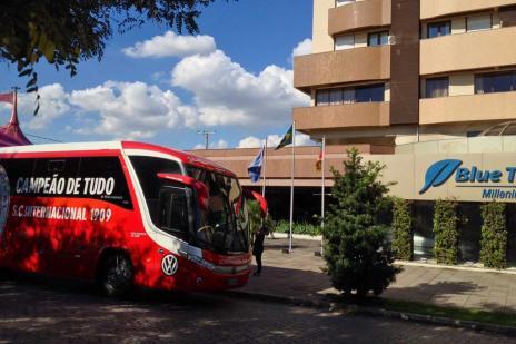 AO VIVO: acompanhe a movimentação para Inter x Ypiranga (Alexandre Ernst/Agência RBS/)