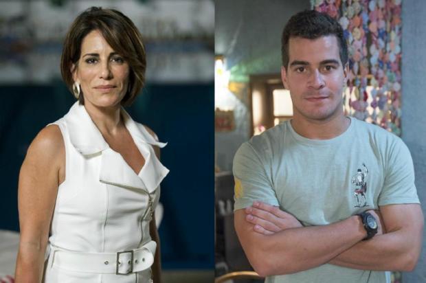 Babilônia: Beatriz se apaixona por Diogo TV Globo/Divulgação