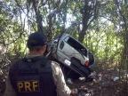 Homem e duas crianças são encontrados mortos às margens da BR-290 Divulgação /PRF