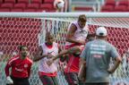 D'Alessandro deixa treino fechado mais cedo no Beira-Rio (Inter/Divulgação/)