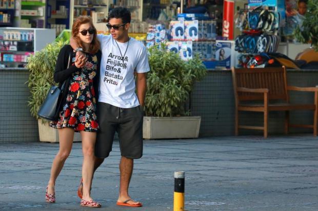 """Sergio Malheiros assume namoro com Sophia Abrahão: """"Estamos muito felizes"""" Dilson Silva/AgNews"""