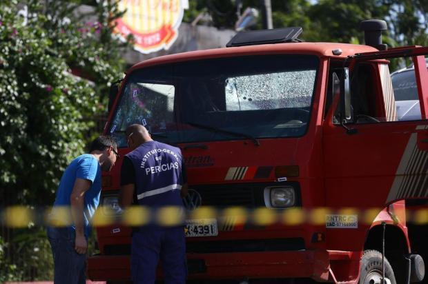 Dois homens são assassinados na Zona Norte de Porto Alegre Carlos Macedo/Agencia RBS