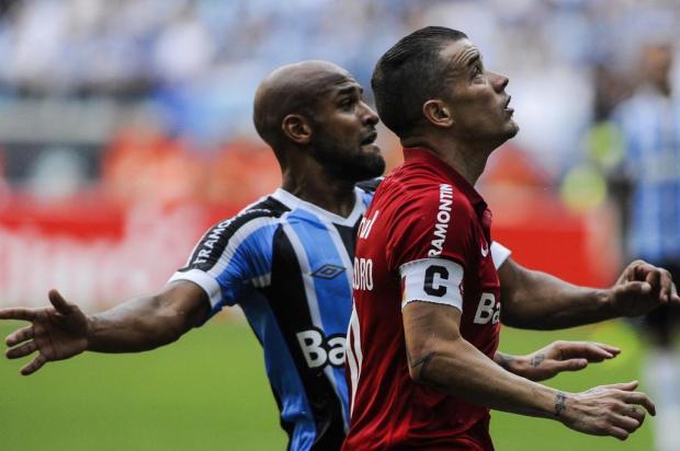 Ex-jogadores da Dupla analisam duelos no meio-campo do Gre-Nal decisivo Mateus Bruxel/Agencia RBS