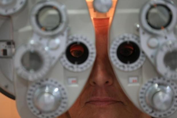 Oftalmologista dá dicas para evitar a vista cansada no trabalho Diego Vara/Agencia RBS