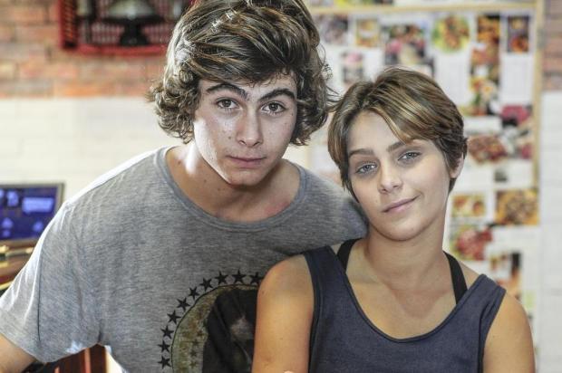 Casal em Malhação, Isabella Santoni e Rafael Vitti não estão mais namorando Renato Rocha Miranda/TV Globo/Divulgação