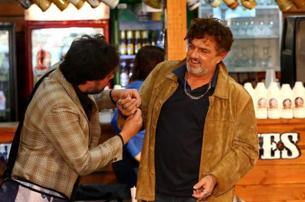 Werner Schünemann participa de filme de produtora independente de Alvorada Carlos Macedo/Agencia RBS