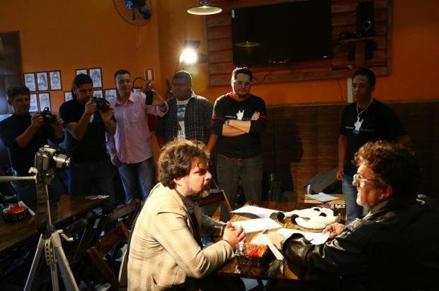 Filme rodado em Alvorada tem estrela global no elenco Carlos Macedo/Agencia RBS