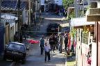 Jovem é assassinado por criminosos que se passaram por policiais na Zona Leste de Porto Alegre Ronaldo Bernardi/Agencia RBS