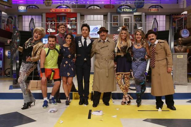 """Tom Cavalcante volta à TV com """"#PartiuShopping"""", que estreia nesta segunda divulgação/divulgação"""