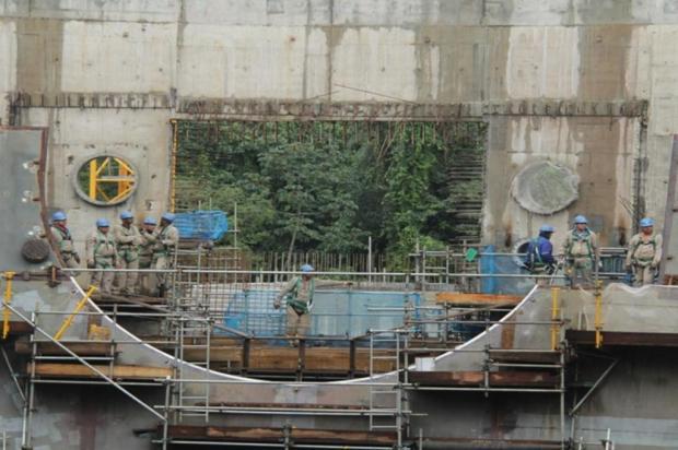 Procuradores da República começam a investigar a usina nuclear Angra 3 Eletronuclear/Divulgação