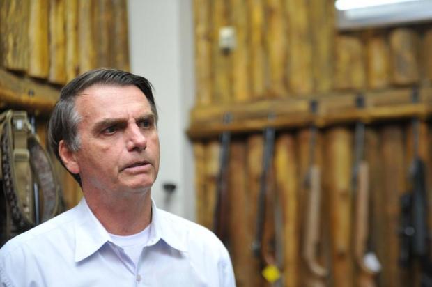 """Bolsonaro vira réu por dizer que Maria do Rosário """"não merecia ser estuprada"""" Rafaela Martins/Agencia RBS"""