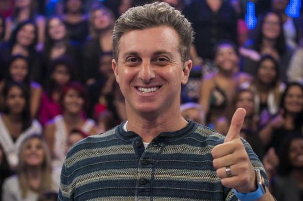 Contrato de Luciano Huck com a Globo é renovado até 2021 Paulo Belote/TV Globo/Divulgação
