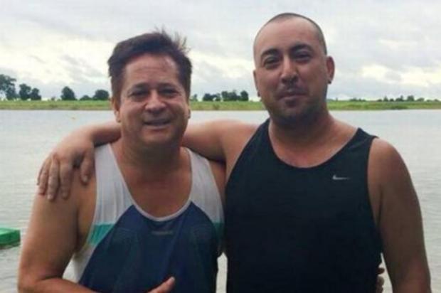 Segurança do cantor Leonardo é morto a tiros Facebook/Reprodução