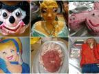 13 bolos que transformaram festas de aniversário em pesadelos Reprodução/