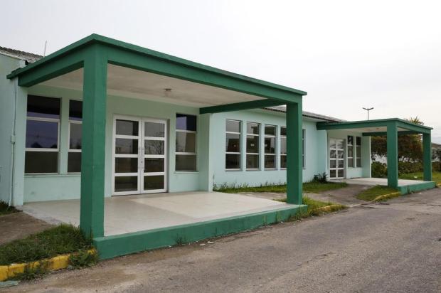 Novo hospital de Guaíba, que está pronto há seis meses, permanece fechado Mateus Bruxel/Agencia RBS