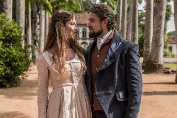 Além do Tempo encanta com romantismo e boas atuações TV Globo/Divulgação