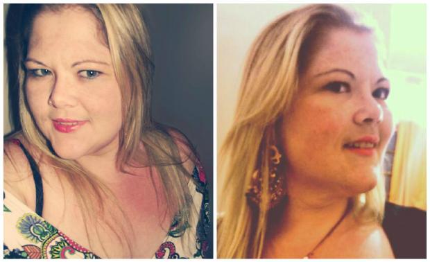 Mulher morre após perder 45 quilos em seis meses com dieta radical Reprodução / Facebook/