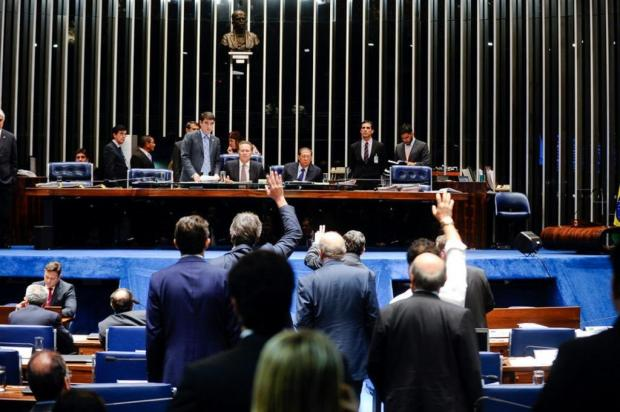 Senadores aprovam projeto para aumentar tempo de internação de menores infratores Moreira Mariz/Senado/ Divulgação
