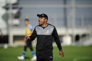 Cacalo: a atitude correta de Roger para encarar o Fluminense no Maracanã (Ricardo Duarte/Agencia RBS)