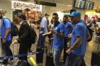 Com forte assédio a Luan, Grêmio embarca para o Rio de Janeiro Marco Souza/Agência RBS