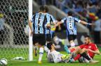 """Cacalo: """"Há três anos, torcida gremista comemorava o clássico do 'Réver contra'"""" Diego Vara/Agencia RBS"""