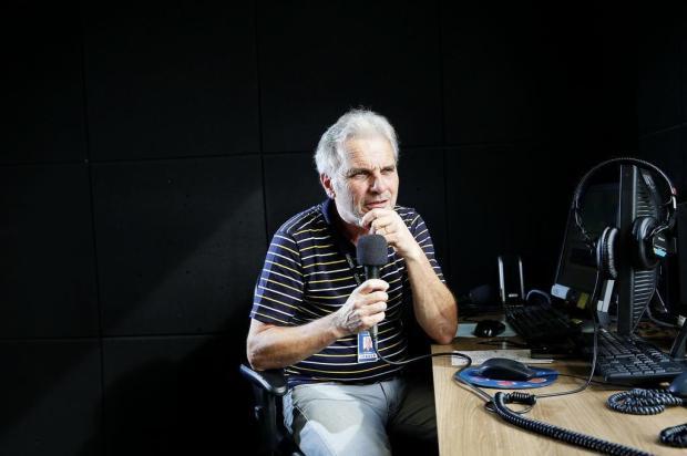 """""""Não gostava de trabalhar com previsão"""", conta meteorologista Cléo Kuhn Mateus Bruxel/Agencia RBS"""